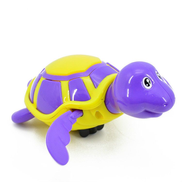 US $7.98 |The new children's baby shower water turtle Kid Boys Girls toy Clockwork chain on the turtle For Swim 3 colors Cute funny|clockwork toy|chain girlchain boys - AliExpress