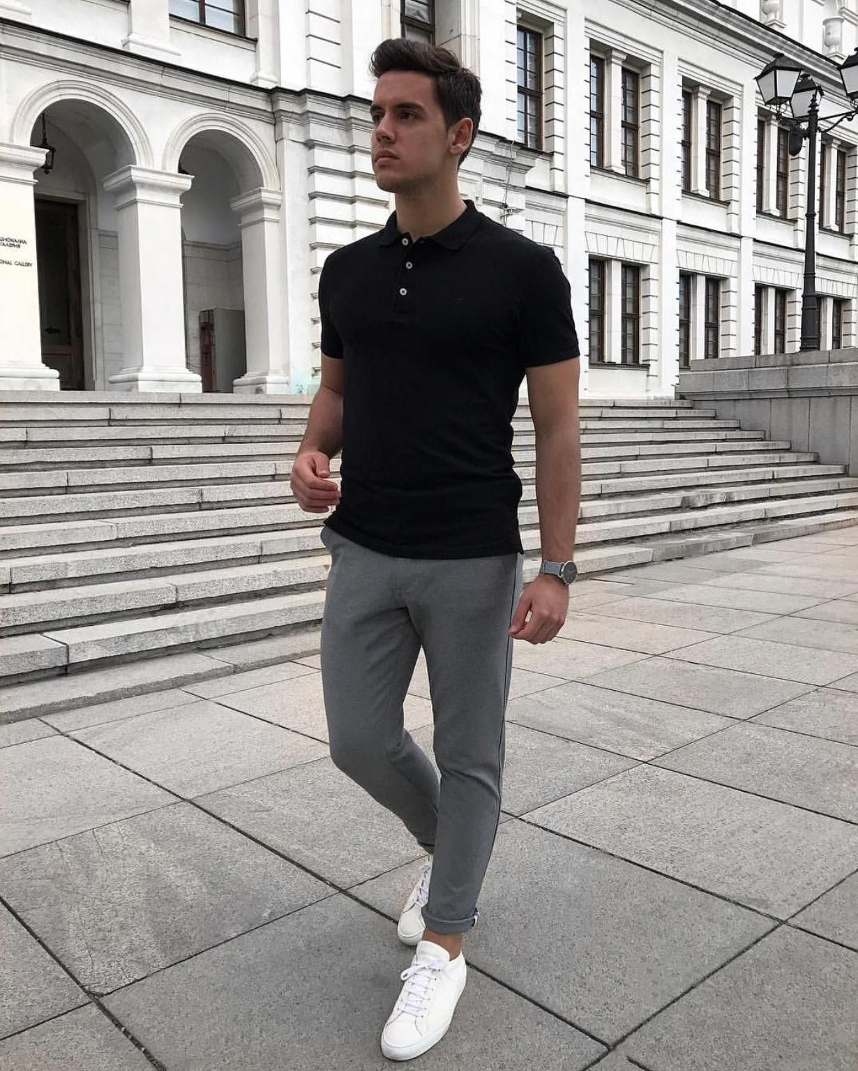 38 How To Wear School Outfit Idea for Men