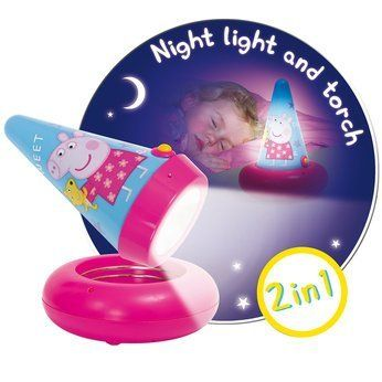 Peppa Pig Go Glow Light By Peppa Pig 111 35 Rechargeable And Low