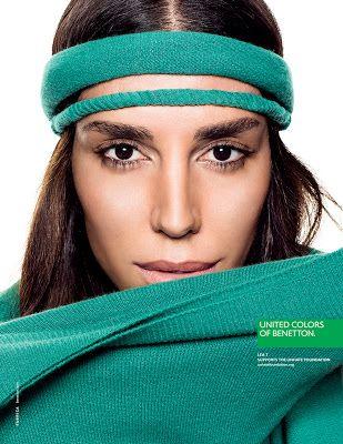 Muza :: Informe-se, Inspire-se!: Lea T é uma das personalidades escolhidas para campanha da Benetton