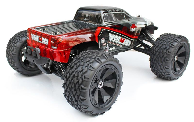 Terremoto 1 8 Scale Brushless Electric Monster Truck Monster Trucks Rc Monster Truck Trucks