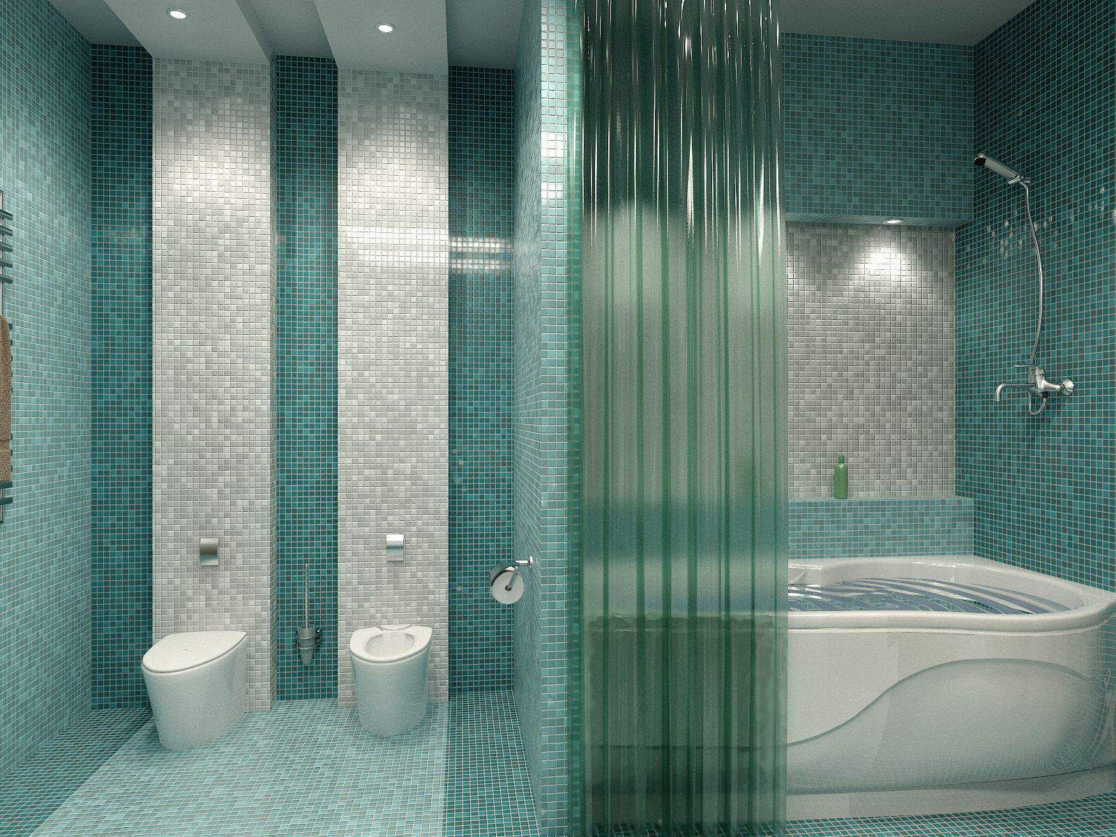 Bathroom Tile Color Combinations - Bathroom Renovation Experts ...