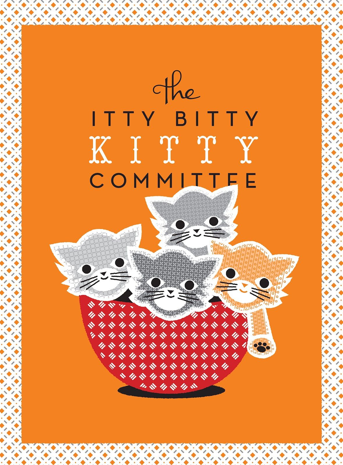 The Itty Bitty Kitty Committee A Big Thanks And A Sneak Peek Cat Fundraiser Animal Shelter Fundraiser Humane Society