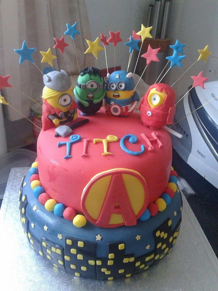 Stephens 18th birthday cake