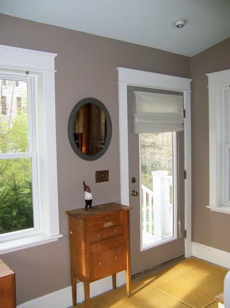 Bm Sag Harbor Gray Benjamin Moore Exterior House Colors Interior And