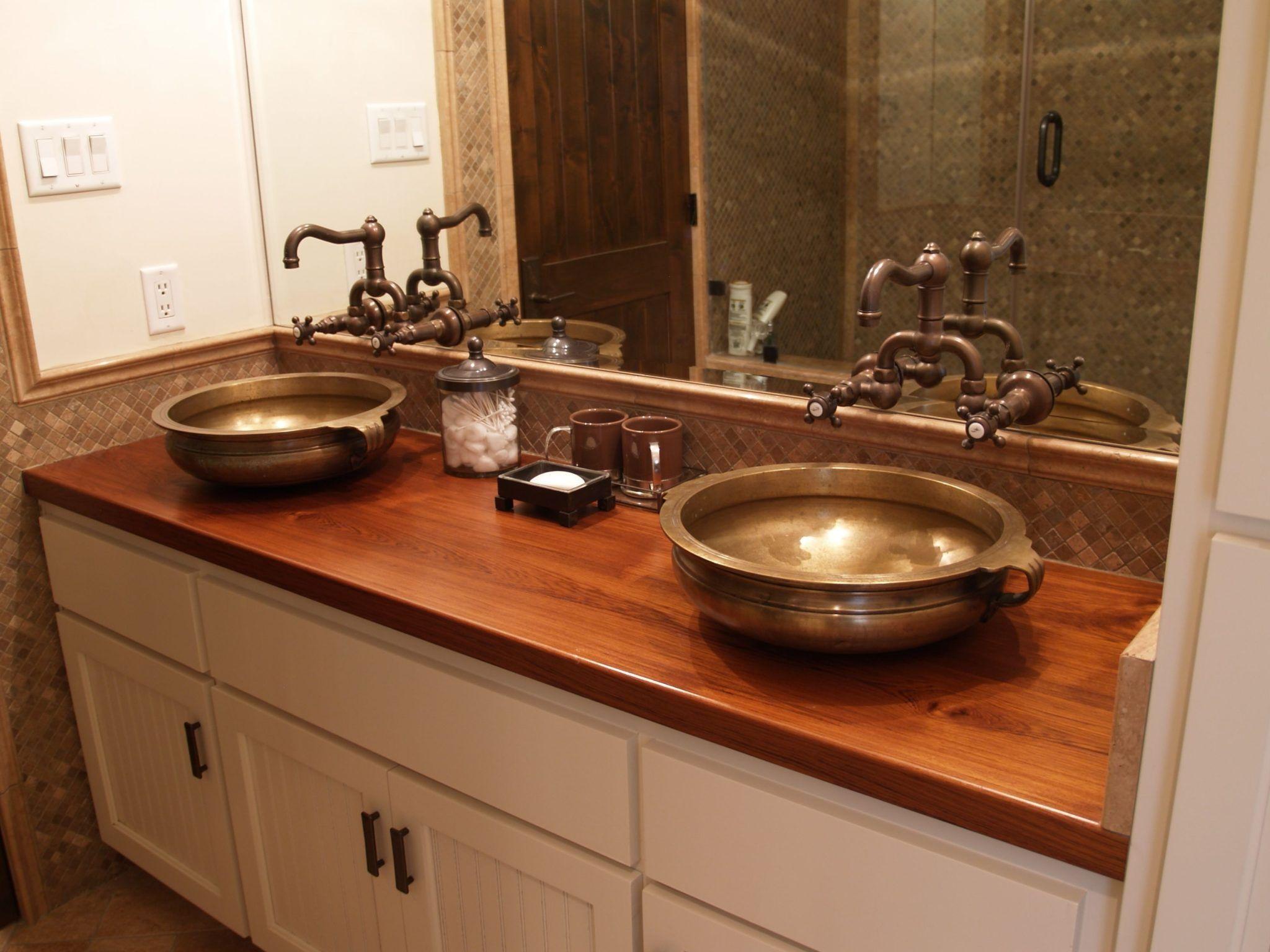 Vanity Modern Style Bathroom Wooden Vanity Wooden Bathroom