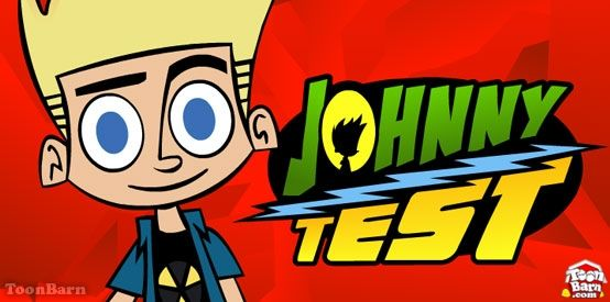 Pin On Johnny Test