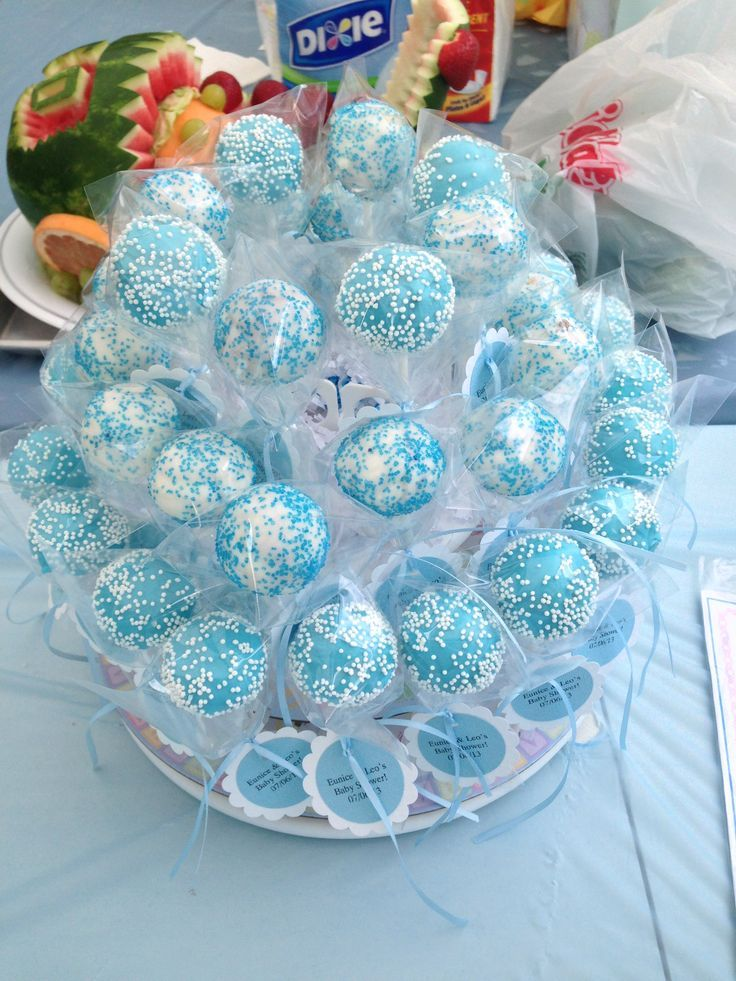 Baby Shower Cake Pop Ideas For Boys Cake Pops Baby Shower It S
