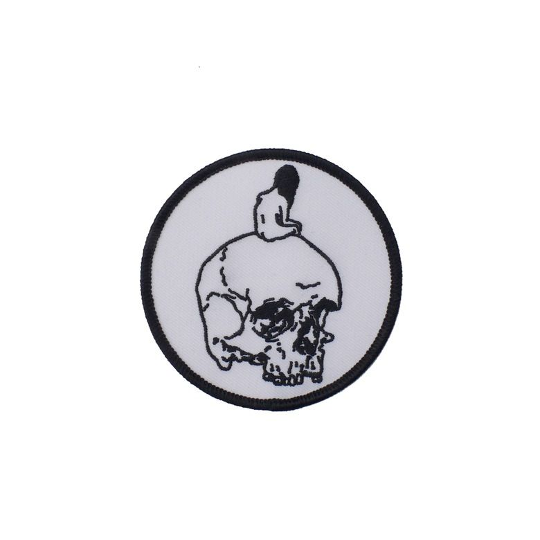 Image of Lonely Skull Patch