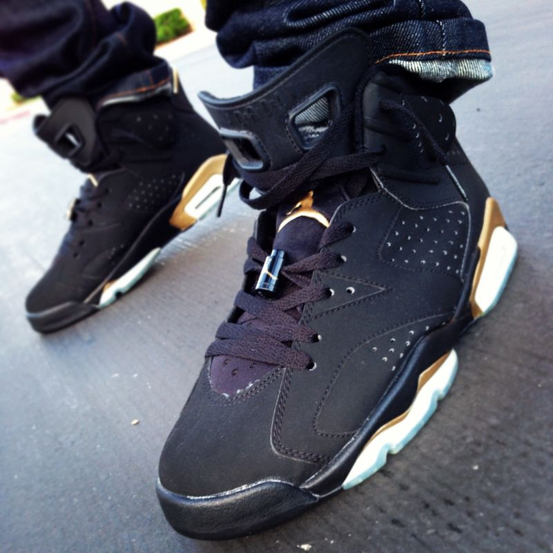 buy popular c4dc5 4a0f6 Air Jordan 6 -DMP