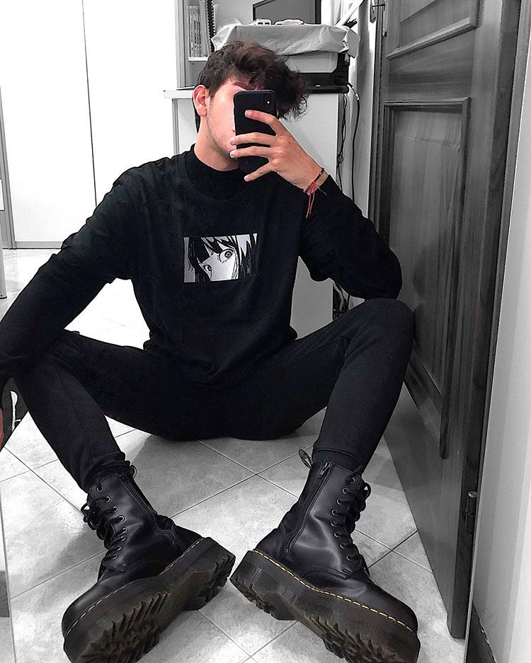 35+ Latest Soft Boy Aesthetic Clothes Soft Boys Outfits ...