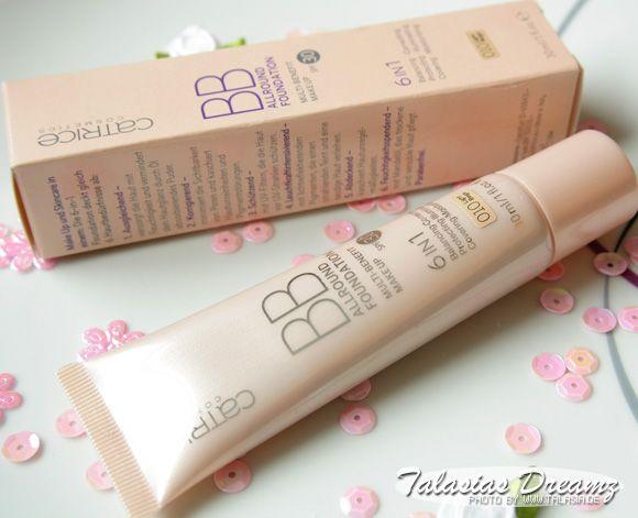 Catrice BB Allround Foundation Multi-Benefit Make Up 010 light beige http://www.talasia.de/2013/01/24/catrice-absolute-nude-und-fotd-mit-anderen-catrice-neuheiten/