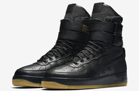 Official Images: Nike Special Field Air Force 1 Mid Winter