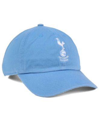 ed0e2ab3409 47 Brand Tottenham Hotspur Fc Clean Up Cap - Blue Adjustable ...