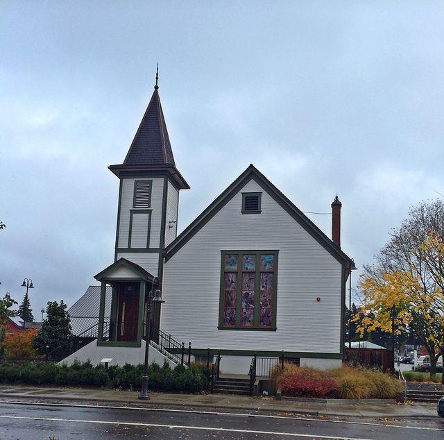 Church Country Church Old Churches Church