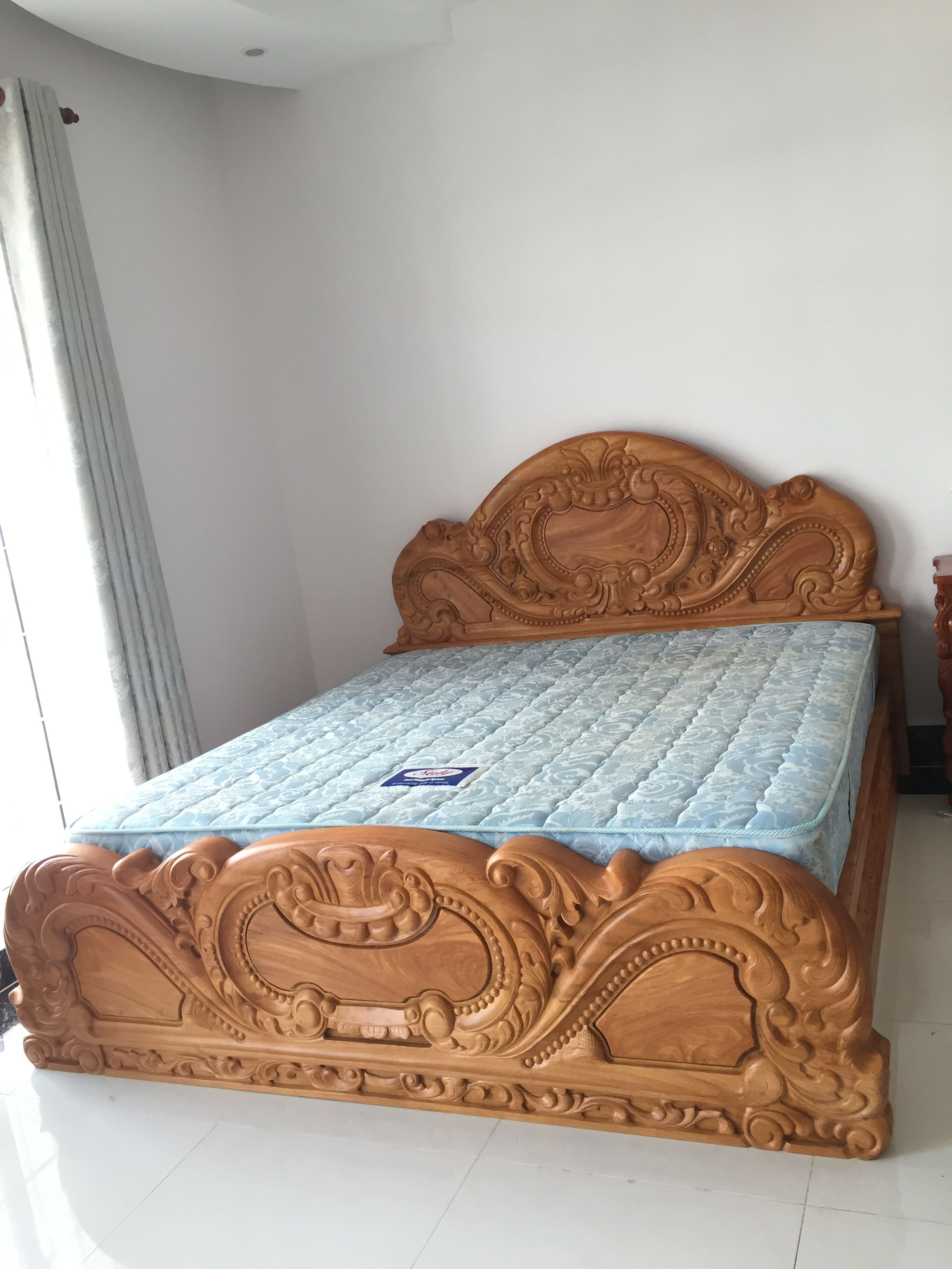 Khmer Solid Wood Bed Wooden Bed Design Wood Bed Design Bed Furniture Design