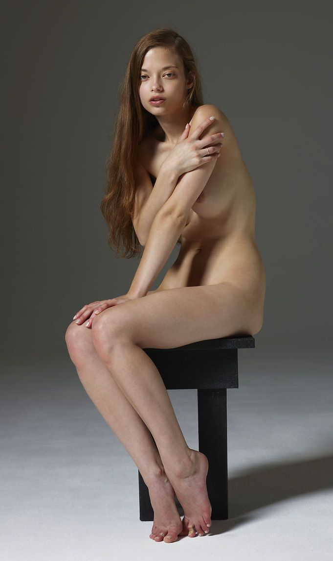 Nude Female Life Model