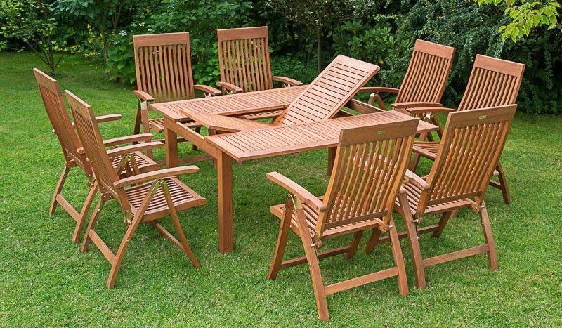 Mit Holzgartenmobeln Sind Sie Der Natur Nahe Gartenmobel Garten