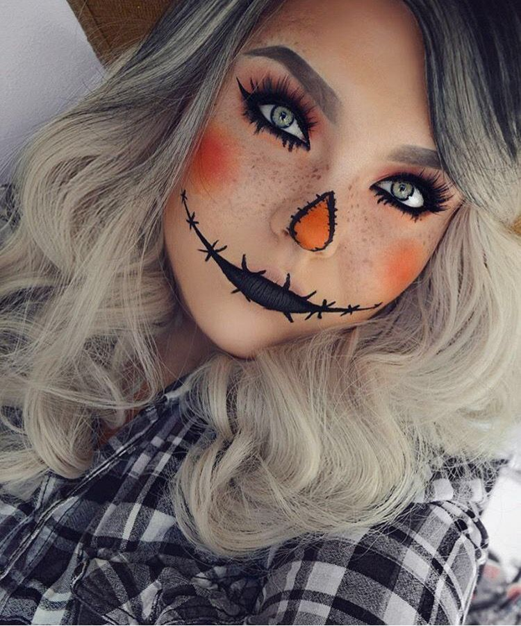 Pin de Vane Quintero en disfraces Pinterest Maquillaje - maquillaje de halloween para nios