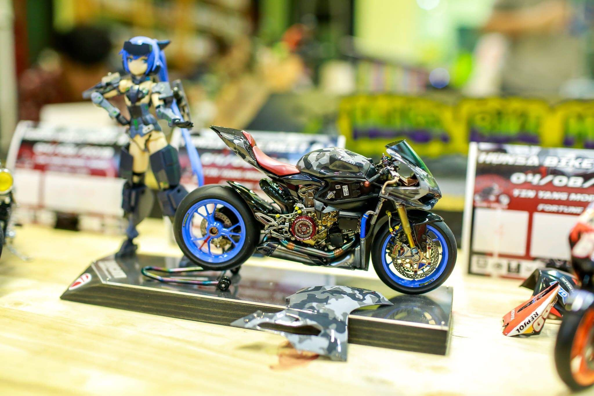 Pin by Mohd Aizat on auto Tamiya, Diecast cars, Ducati