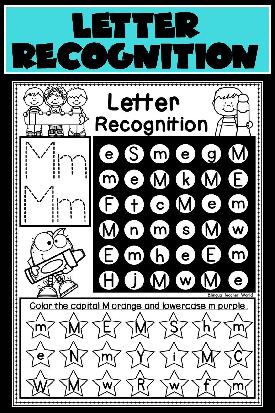 Letter Recognition Worksheets Alphabet Letter Recognition Activities In 2021 Letter Recognition Worksheets Letter Recognition Activities Letter Recognition [ 1728 x 1152 Pixel ]