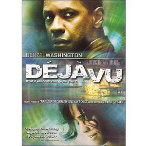 Deja Vu Widescreen Denzel Washington Paula Patton Movie Tv
