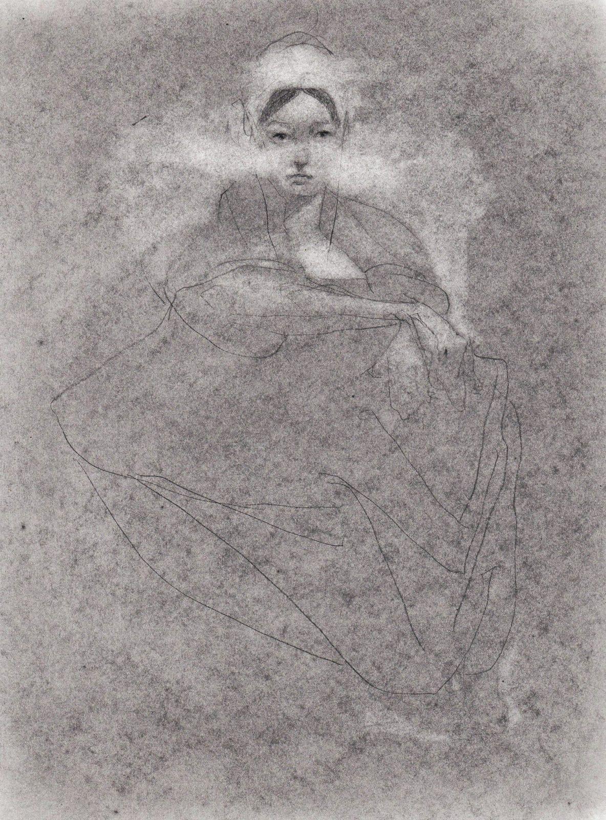 Beatrice I | The Art of Nicholas McNally