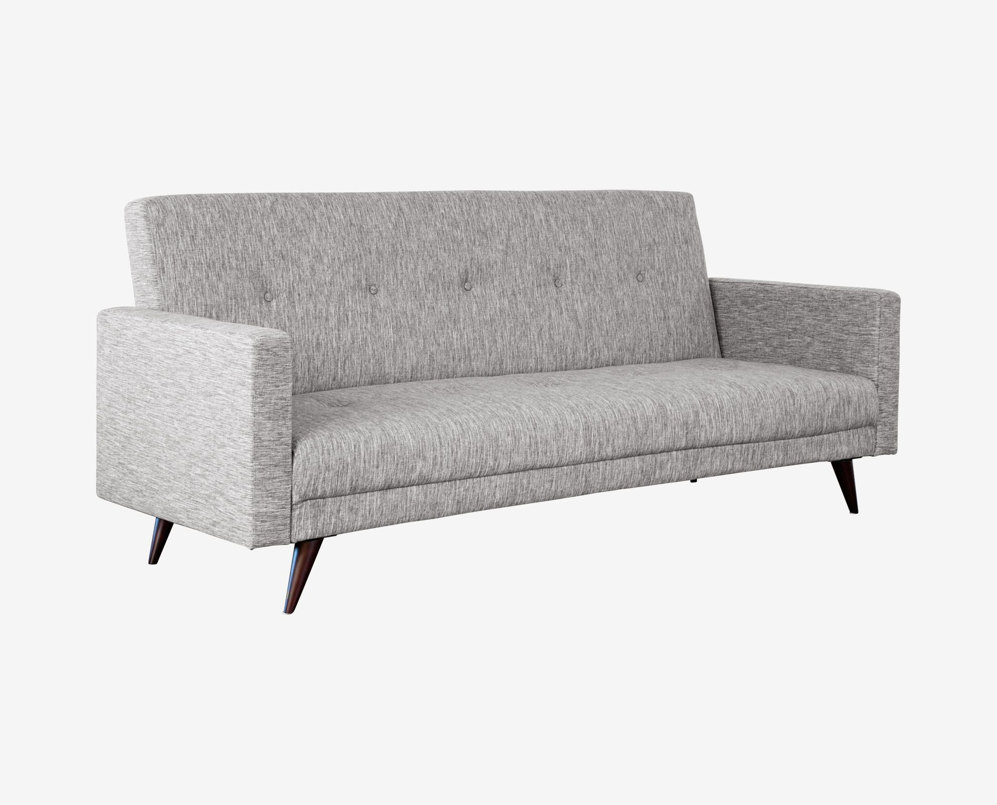 Button Tufted Modern Nordic Style Daybed Couch Modern Couch Convertible Sofa Daybed Couch