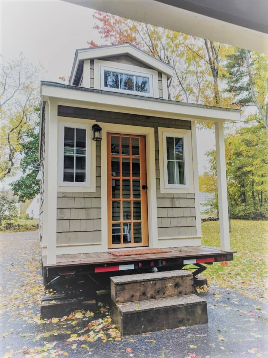 20 Ft Tiny House Hampton Nh New Tiny House For Sale In
