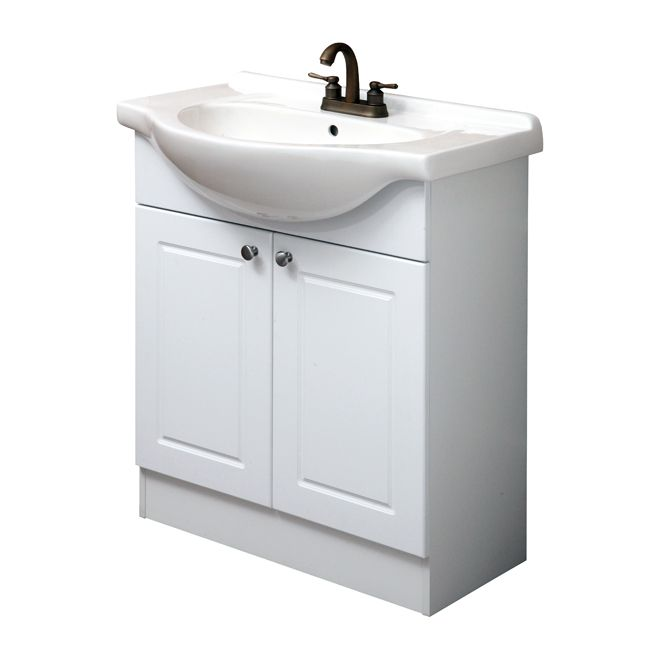 FACTO. Meuble - lavabo 30\'\'. rona. 139$ | Aunt Diane | Pinterest ...