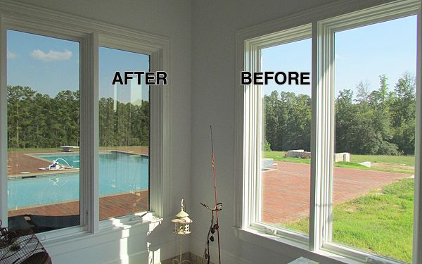 How To Tint House Windows