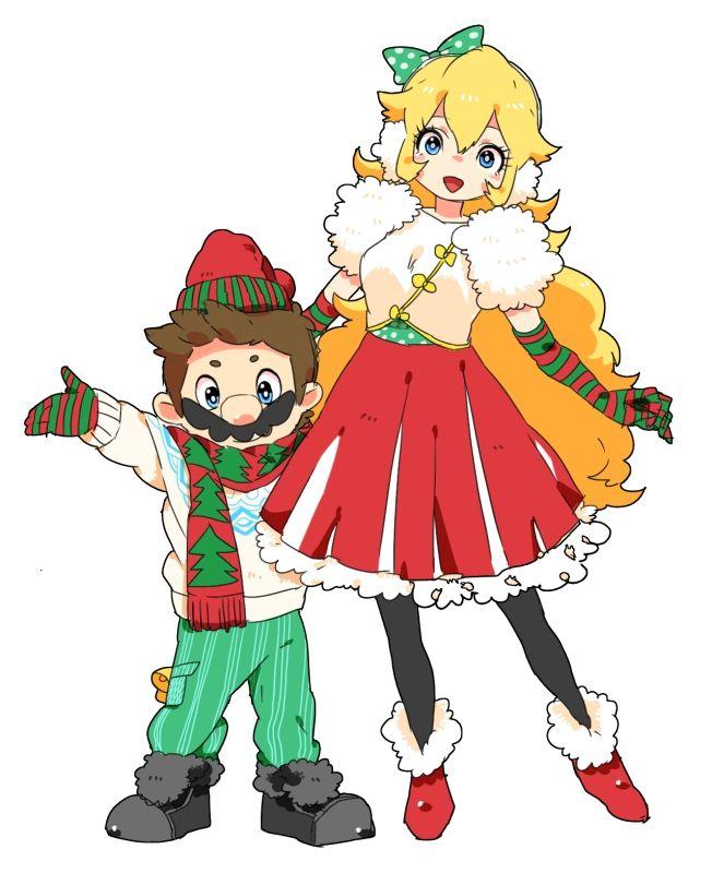 Tags Anime Fanart Nintendo Super Mario Bros Pixiv Super