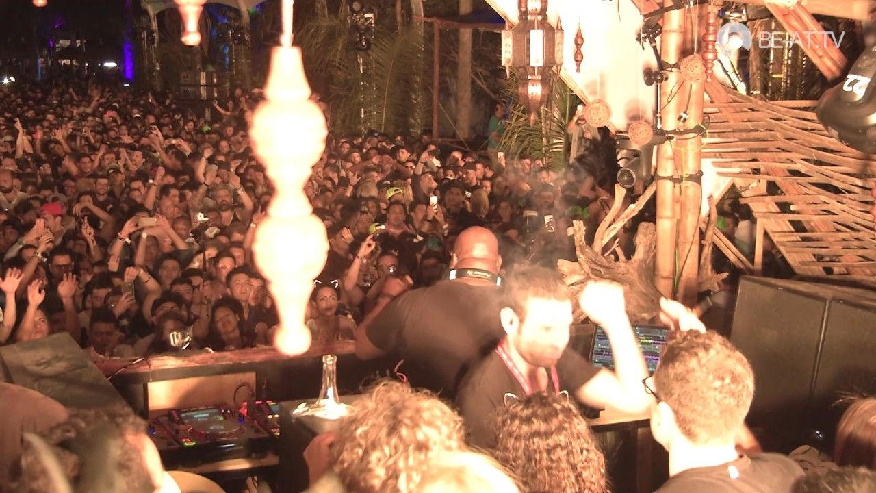 Carl Cox @ The BPM Festival 2017