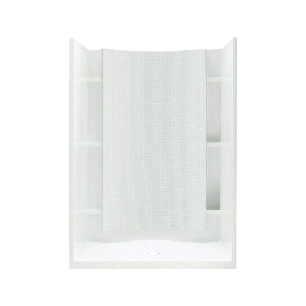 Sterling Accord 36 In X 42 In X 77 In Shower Wall And Base Kit