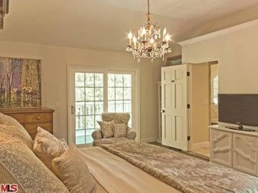 Barbara Stock Interior Design Soft neutrals make a relaxing master bedroom  retreat