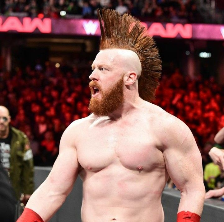 Pin By Loraine Mccaulley On Celtic Warrior Sheamus Pinterest