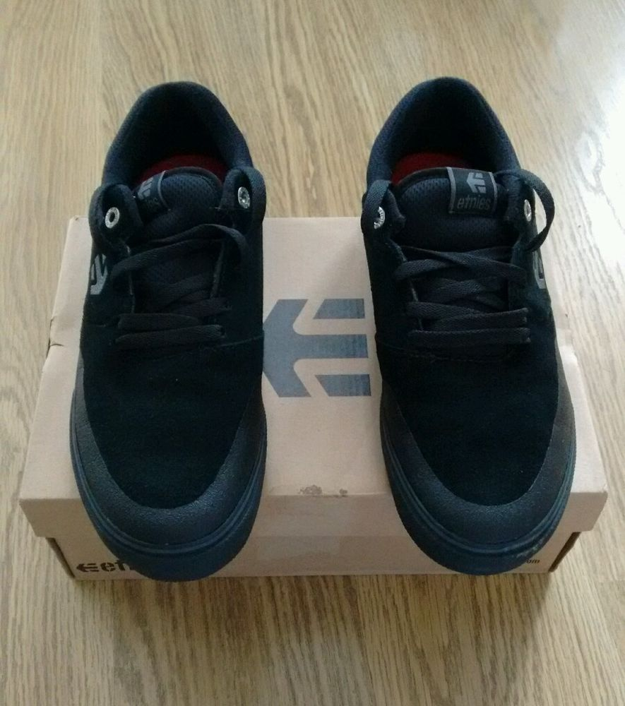 Skate shoes size 9 - Etnies Marana Mens Skate Shoes Trainers Sneakers Black Size 9