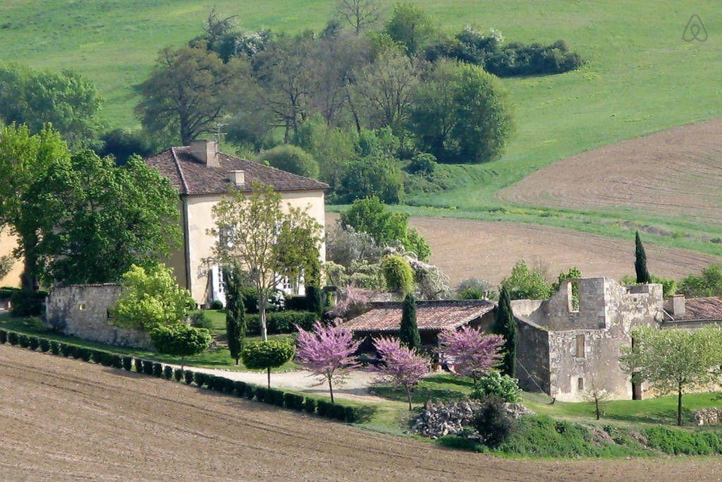 18th century house, magical views - Lectoure, Midi-Pirineus, França