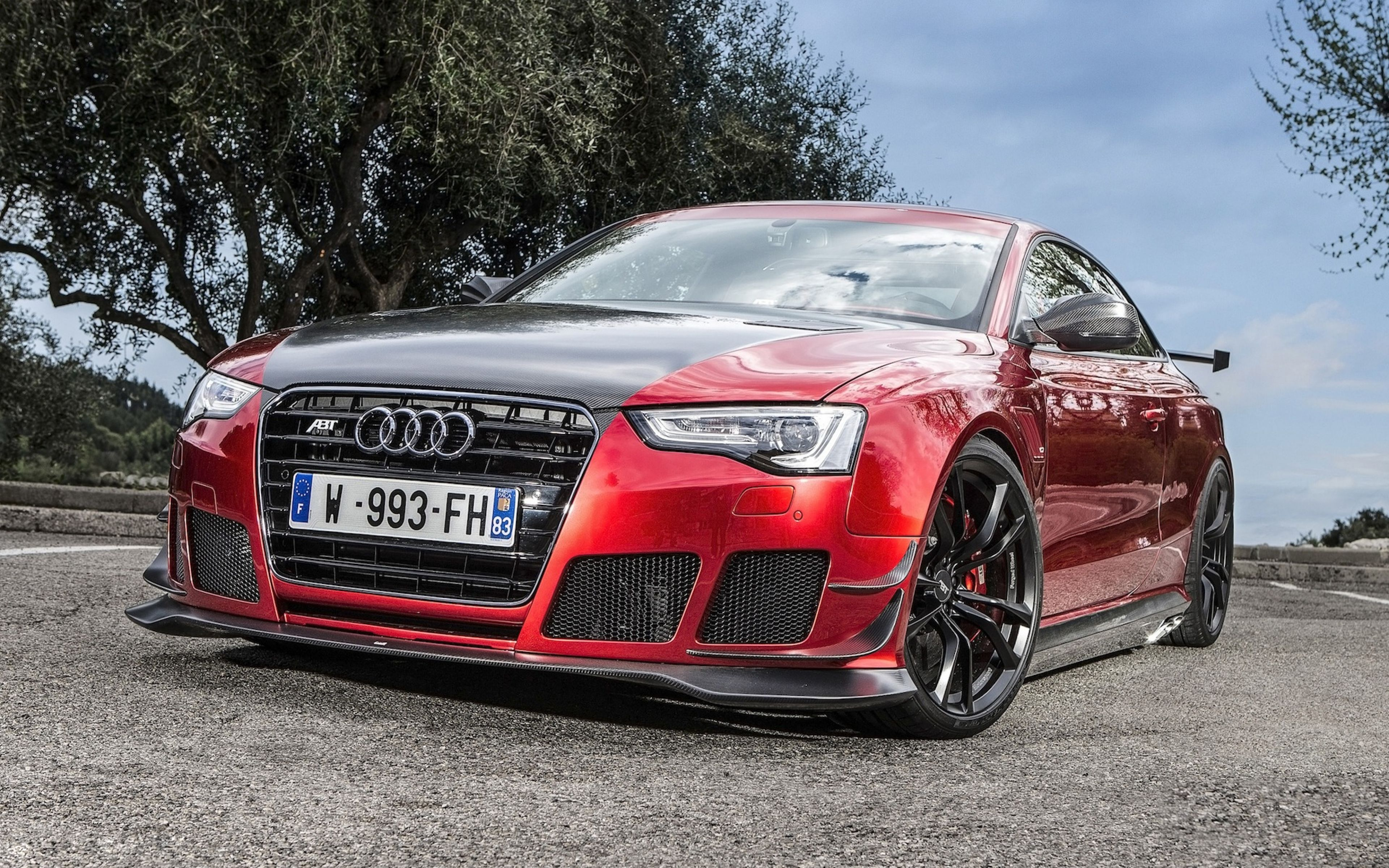 3840x2400 Wallpaper Audi Rs5 R Tuning Front View