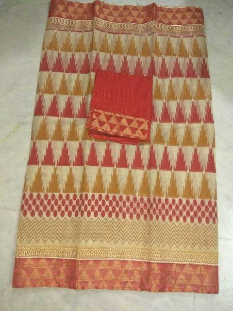 Pure Kota Saree With Contrast Blouse | Buy Online kota sarees | Elegant Fashion Wear