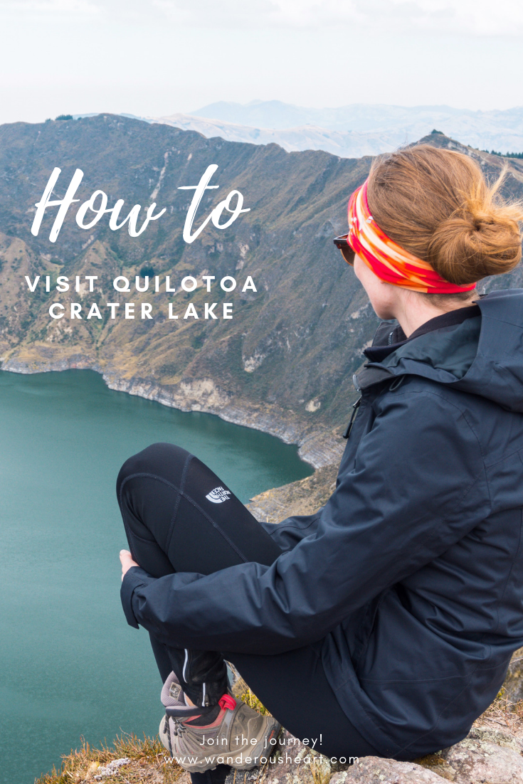Circuito Quilotoa : How to visit quilotoa crater lake a complete guide ecuador
