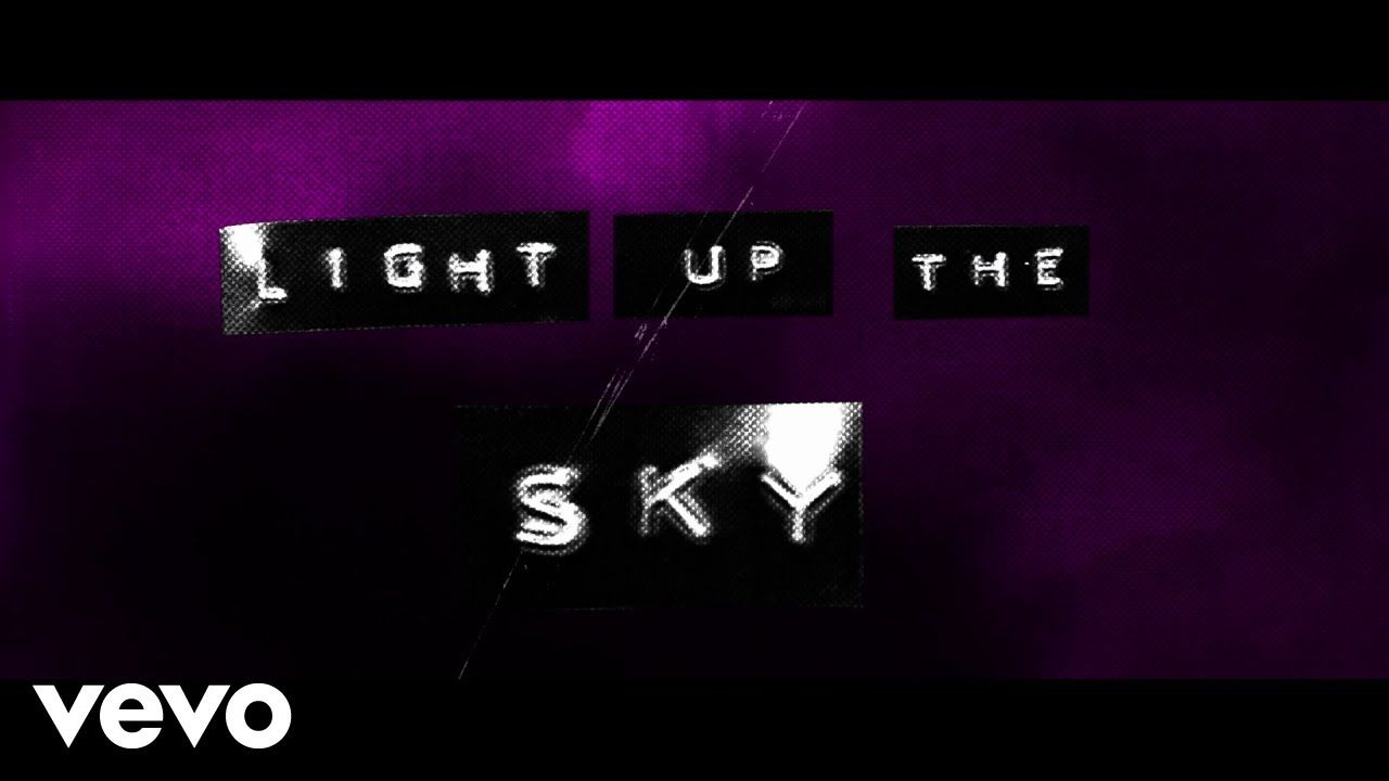 The Prodigy Light Up The Sky Lyric Video Lyrics Music Songs