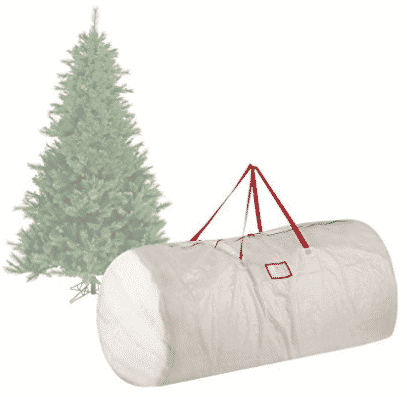 Elf Stor 30 Inch by 60 Inch Christmas Tree Storage Bag Christmas