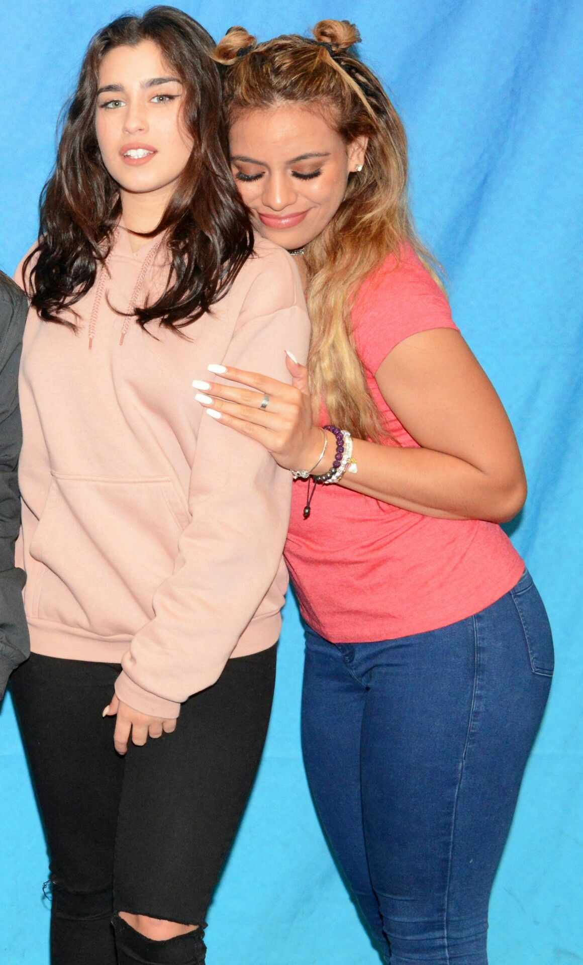 Lauren jauregui and Dinah | Laurinah | Pinterest