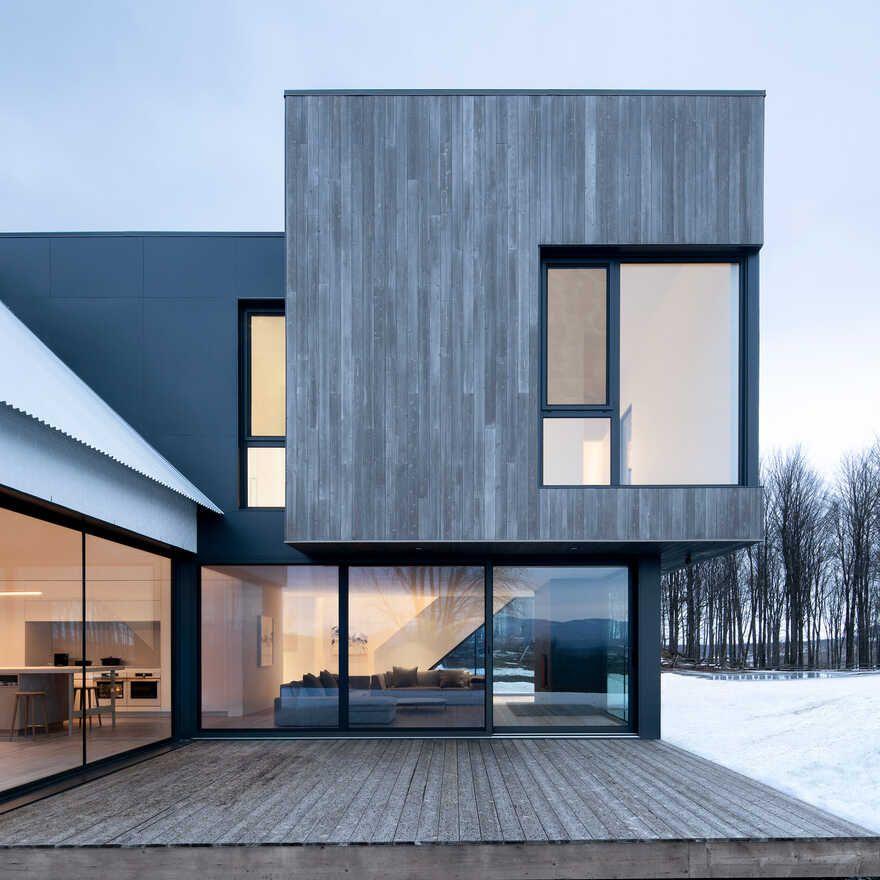 Knowlton Residence / Thomas Balaban Architect