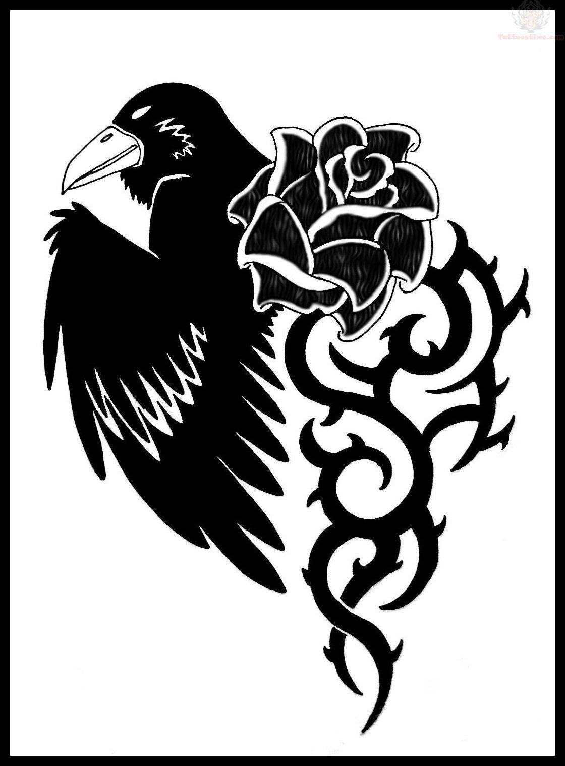 Minimalist Raven Tattoo: Haida Raven Tattoo Designs - Google Search