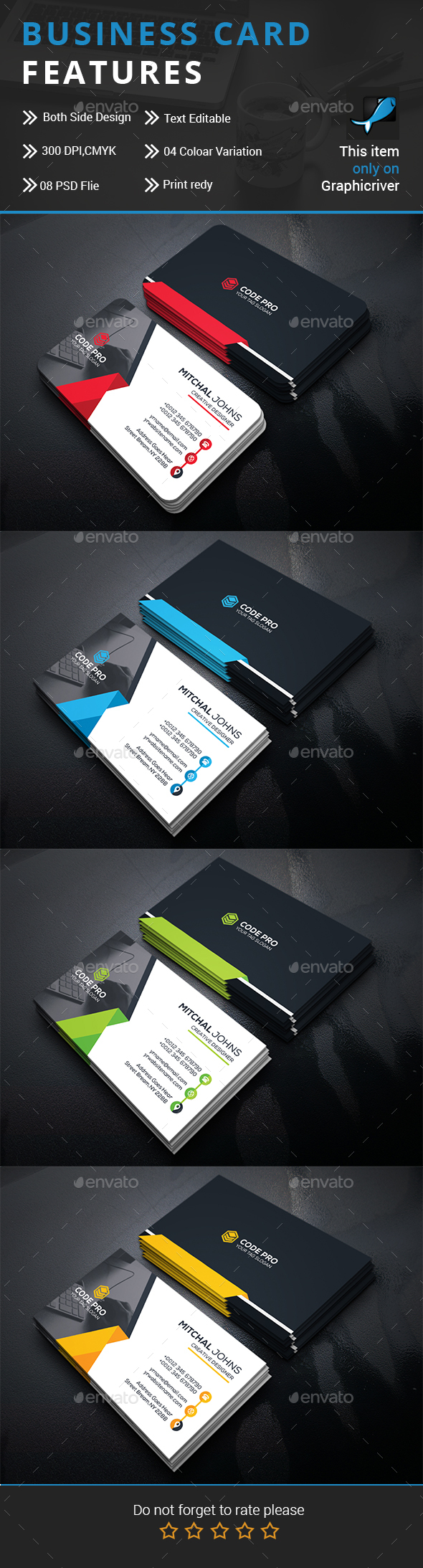 Business Card Template PSD Download Here Httpsgraphicriver - Buy business card template
