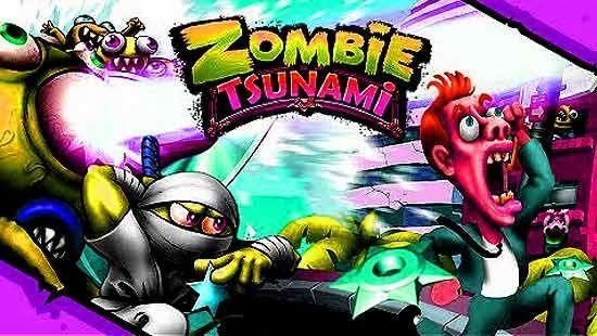 Download for free Zombie Tsunami MOD APK , Zombie Tsunami