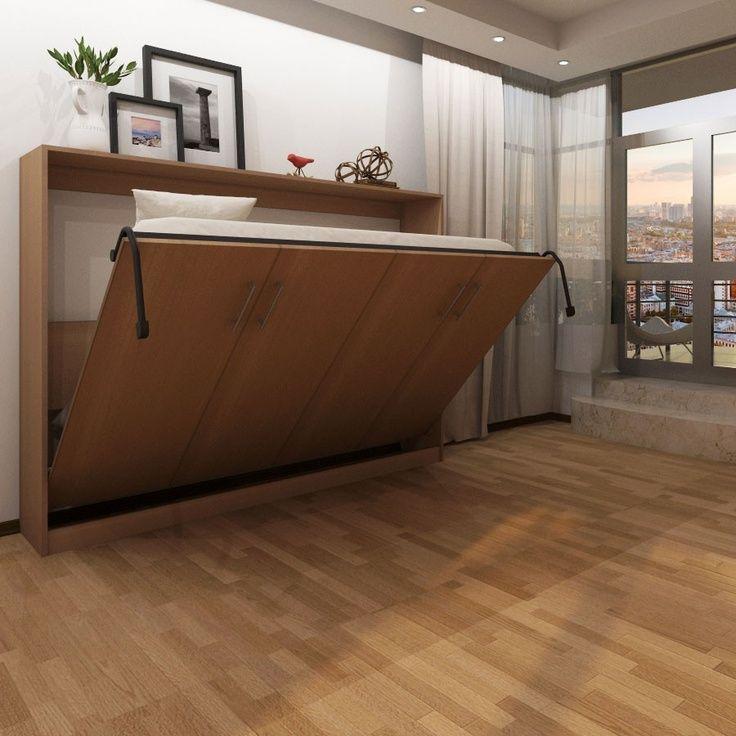 Ikea House Kit: Horizontal Murphy Bed, Murphy Bed Ikea