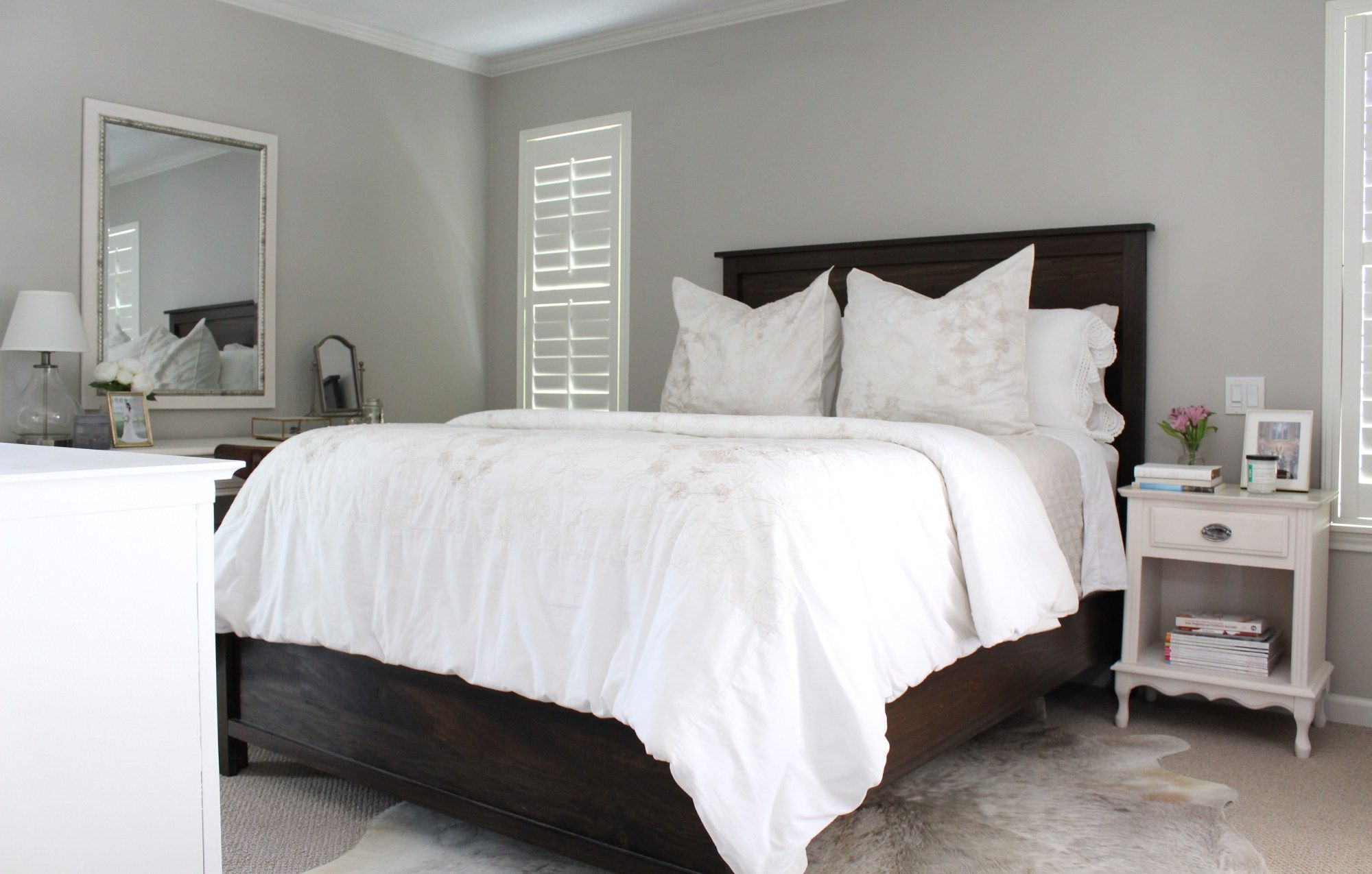 Headboard And Bed Frame  Diy